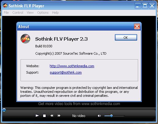 To use early start materials, you will have to launch mov files in quicktime player, rather than windows media player or the in-house movies app (which is probably