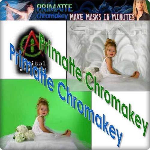 Primatte chromakey как пользоваться